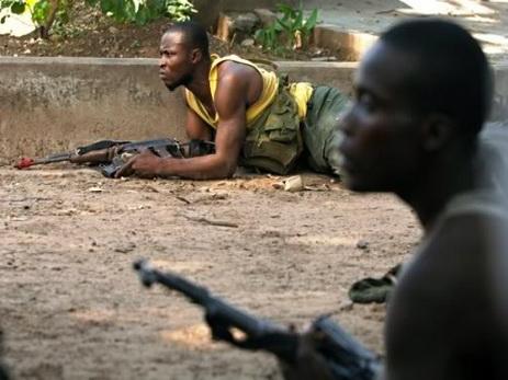ВДемократической Республике Конго похищен корреспондент изсоедененных штатов