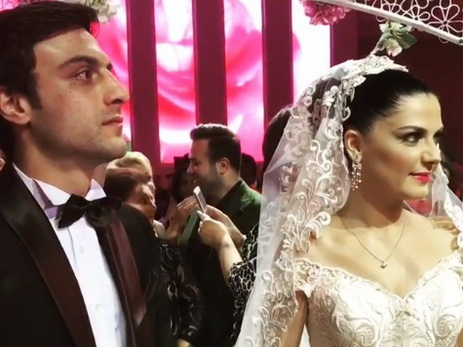 Певица Натаван Хабиби вышла замуж за рэпера Саида Алиева – ФОТО – ВИДЕО
