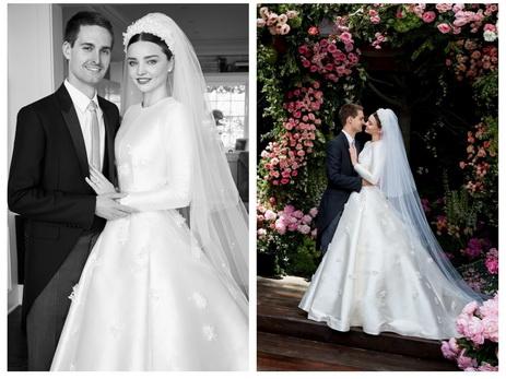 Принцесса из сказки: супермодель Миранда Керр тайно вышла замуж за миллиардера – ФОТО – ВИДЕО