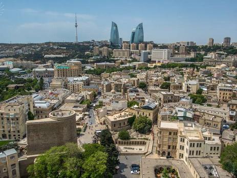 Завтра вАзербайджане ожидается около 40 градусов жары