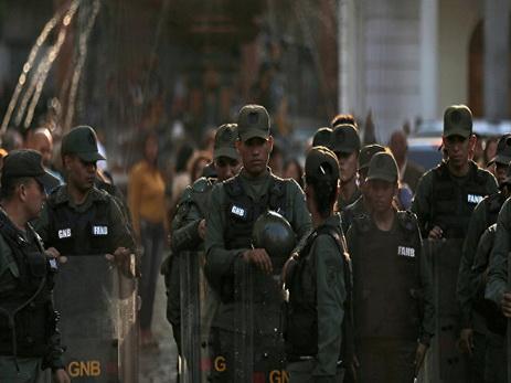 ВВенесуэле планируются двухдневная забастовка иакция протеста