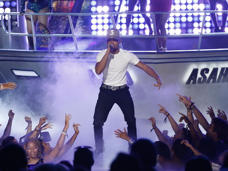 Практически 100 человек были отправлены вмед. учереждение после концерта Chance the Rapper вСША