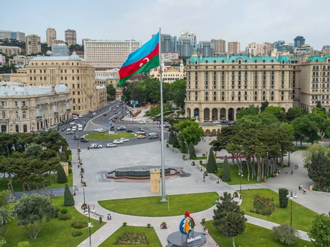 Завтра вАзербайджане температура воздуха достигнет 42 градусов