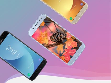 Самсунг готовит квыпуску полуфлагманский смартфон Galaxy C7