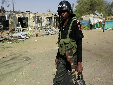 ВНигерии при нападении «Боко Харам» погибли десять человек