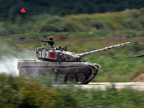 СиЦзиньпин: НОАК способна побороть любого врага