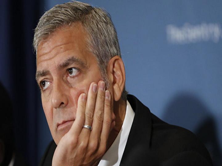 Джордж Клуни потратит насирийских детей два млн. долларов
