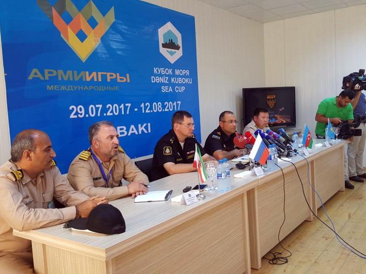 Конкурсы Армейских игр «Морской десант» и«Кубок моря» начинаются вПриморье