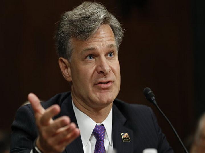 Новый руководитель ФБР США принес присягу генеральному прокурору