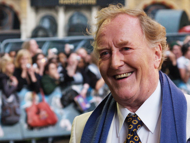 В Британии скончался актер, сыгравший в фильмах о Гарри Поттере