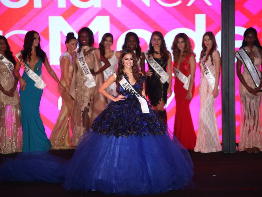 Подставившая на конкурсе красоты Кыргызстан армянка: «Страну свою я не предала» – ФОТО