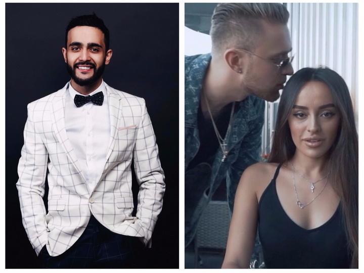 Егор Крид увел девушку у самого популярного в Instagram азербайджанца – ВИДЕО