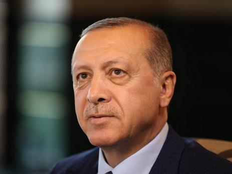 Эрдоган совершит визит в Азербайджан