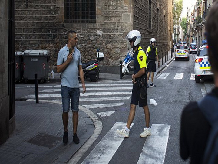 При теракте виспанском Камбрильсе пострадали семь человек
