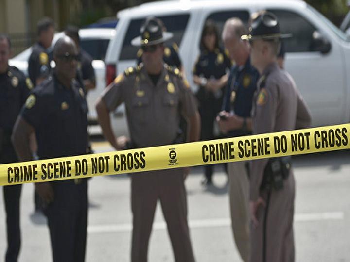 ВоФлориде впроцессе перестрелки умер сотрудник милиции ибыли ранены трое