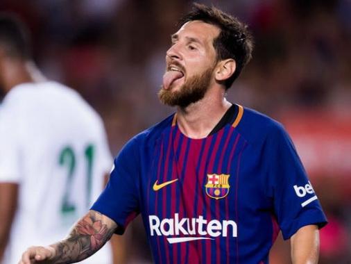 «Манчестер Сити» готов заплатить «Барселоне» 300млневро заМесси