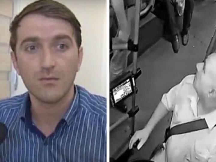 Встолице Азербайджана шоферу автобуса грозил мошенник инаркоман