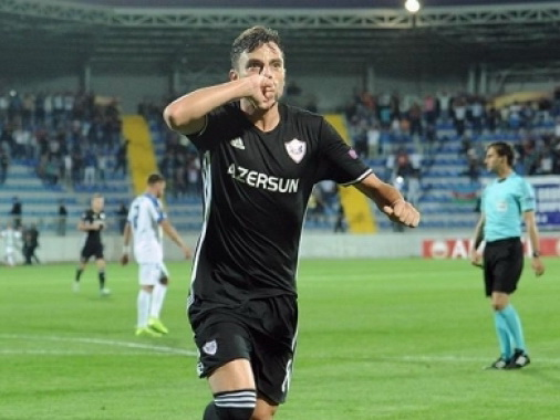 Азербайджанский футбольный клуб «Карабах» впервый раз вистории вышел вгрупповой этапЛЧ