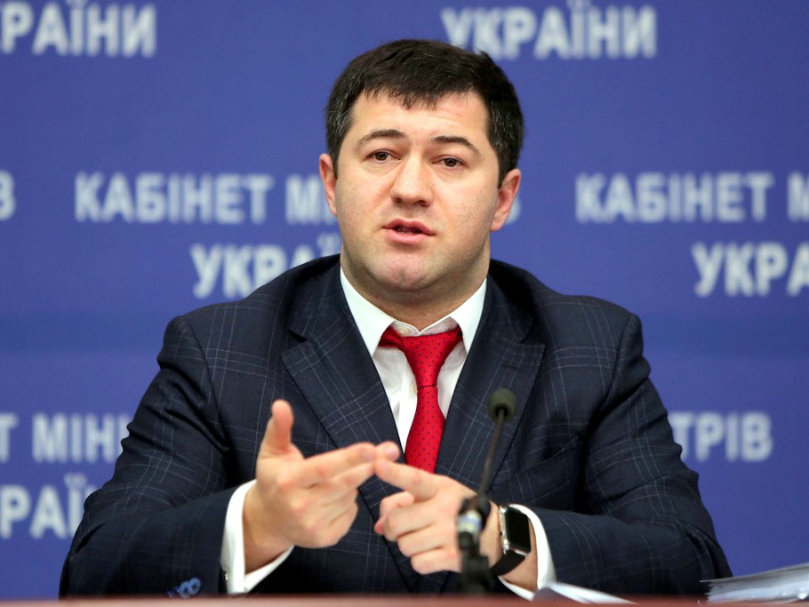 Суд оставил Насирова под домашним арестом до21октября