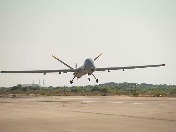 Азербайджан закупит у Израиля обновленный беспилотник Hermes 900 – ФОТО