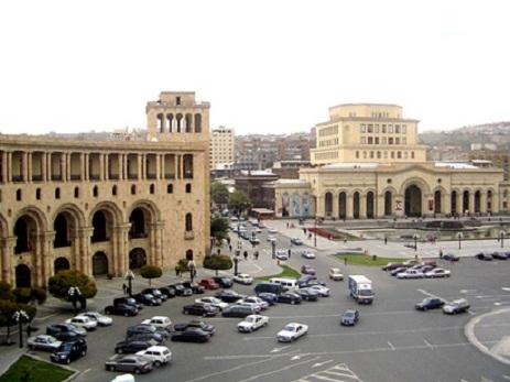 Ermənistan parlamentində bomba həyacanı