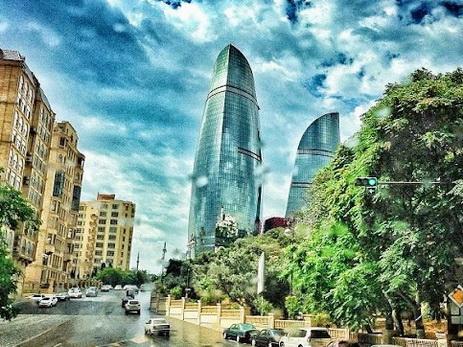 Азербайджан ожидают дожди игрозы— Лето закончилось