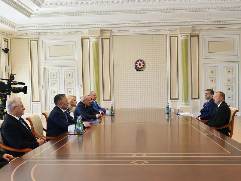 ВАзербайджанской столице проходит встреча глав МИД Турции иГрузии