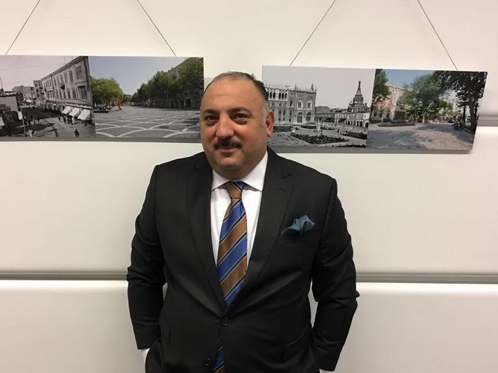 Правила жизни. Бахрам Багирзаде: «Быть мужчиной – тяжелейший труд» - ФОТО