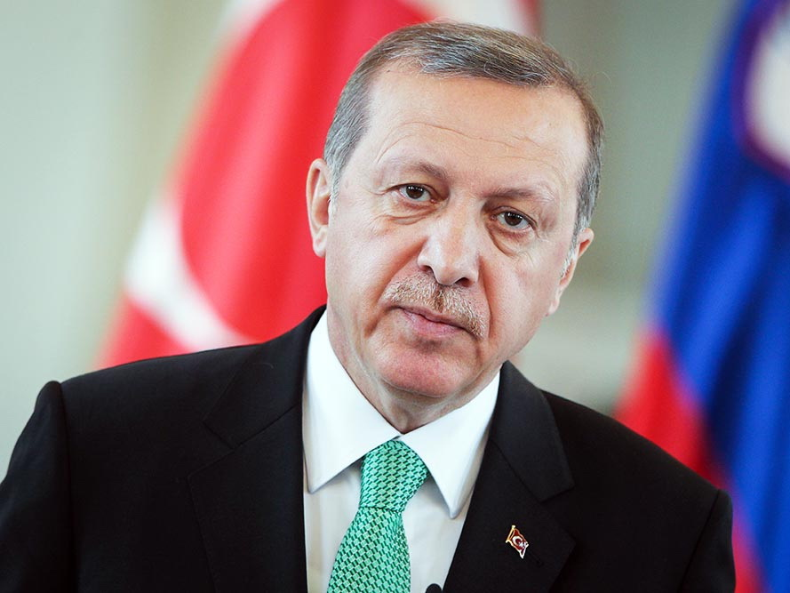 Президент Турции ратифицировал соглашение с Азербайджаном и Грузией в сфере обороны