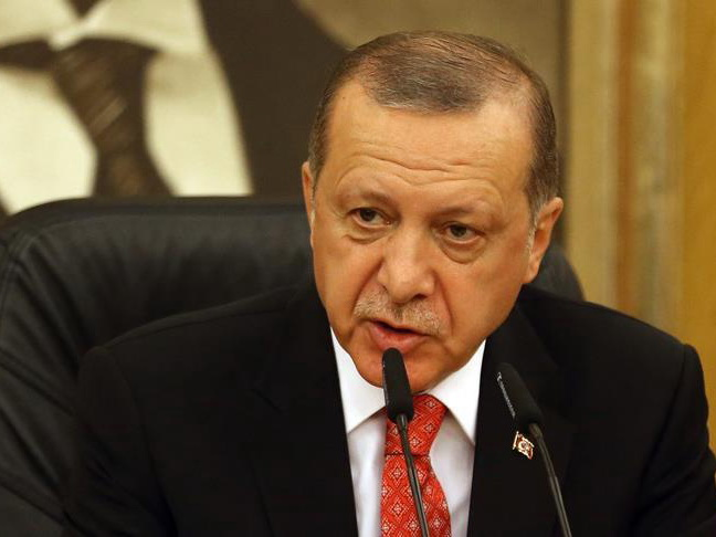 Эрдоган предложил наладить сотрудничество между национальными кризисными центрами
