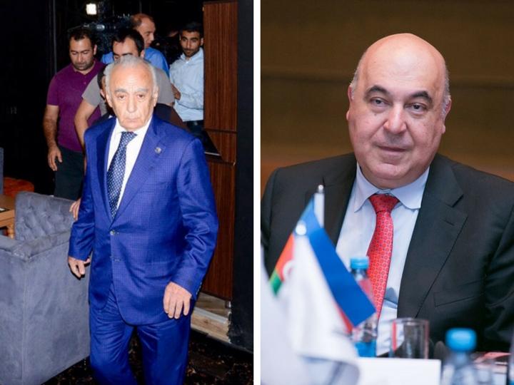 Чингиз Абдуллаев о закрытии кафе «26» в Баку: Как можно ломать и конфисковать мебель без решения суда?