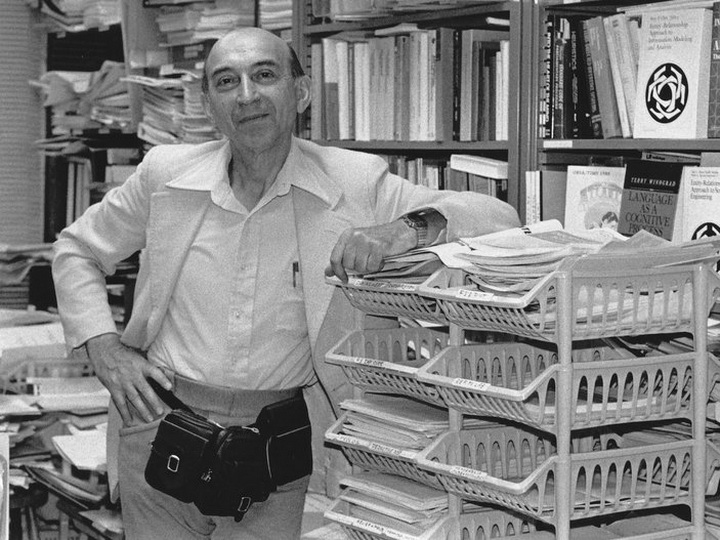 NY Times: Lotfi Zadeh, Father of Mathematical 'Fuzzy Logic,' Dies at 96