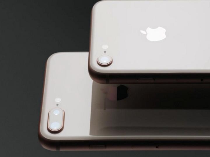 Apple представила iPhone 8, iPhone 8 Plus и iPhone X - ФОТО