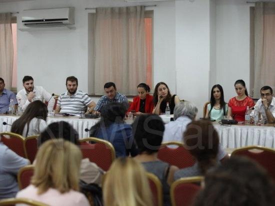 В Армении свыше 180 адвокатов объявили забастовку - ФОТО