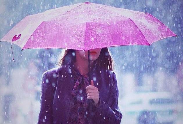 Погода на воскресенье: дожди, температура до +24 градусов