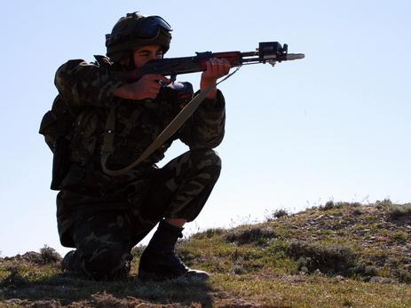 Подразделения армянской армии нарушили режим прекращения огня 130 раз за сутки