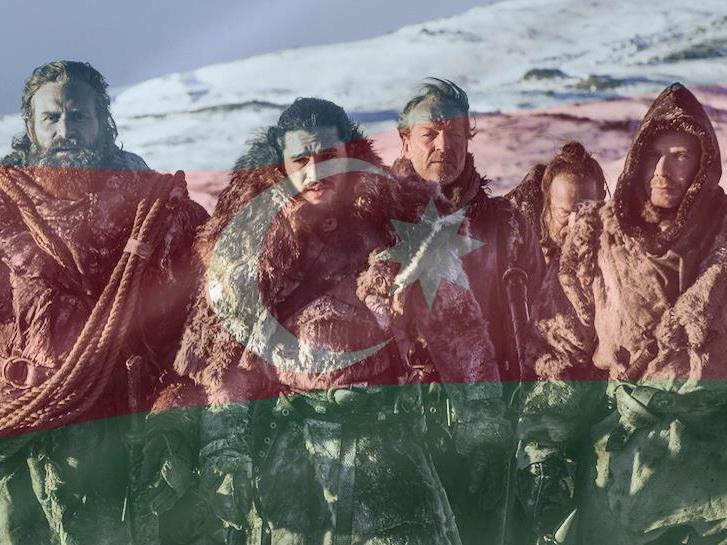 «Игра престолов»: как эпизод истории Азербайджана использовали в культовом сериале - ФОТО – ВИДЕО