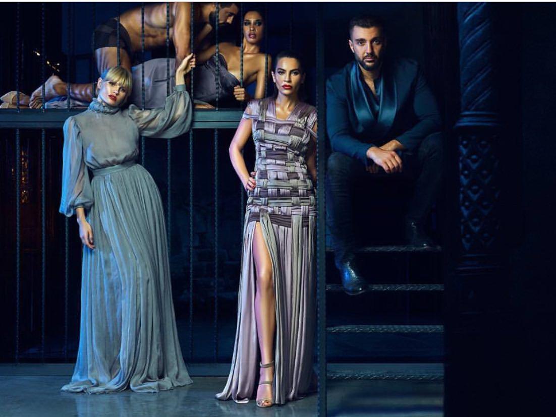 На Mercedes-Benz Fashion Week в Стамбуле состоится дебютный показ Naz by Rufat Ismayil - ФОТО