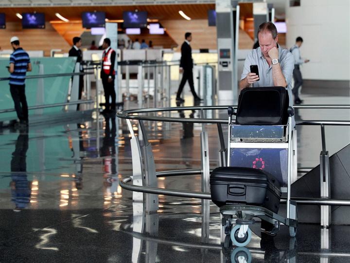 Пограничников аэропорта Ньюарка обвиняют в изнасилованиях коллег