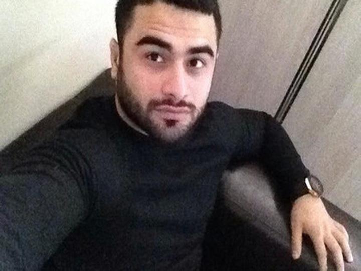 Мужчина азербайджанец в сексе