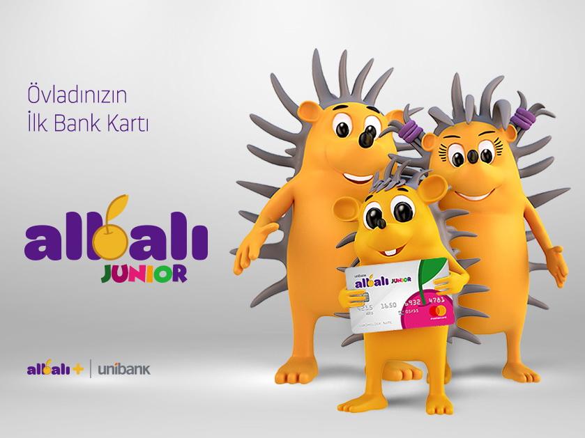 Unibank запустил новый продукт - ALBALI Junior