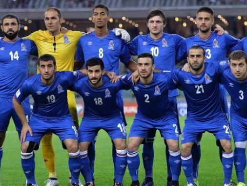 Между Палестиной и Фарерскими островами: сборная Азербайджана опустилась в рейтинге ФИФА