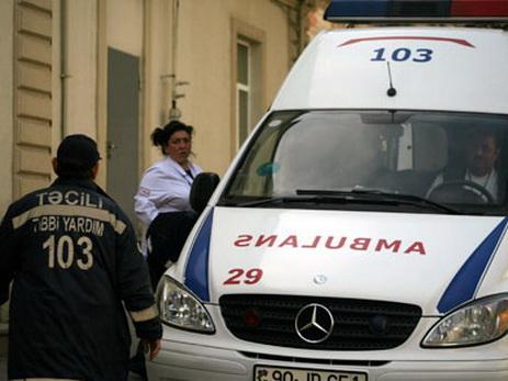 В Баку гражданин Ирана совершил суицид