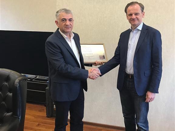 Delta Telecom получила статус Lenovo Platinum Partner за внедрение IaaS на базе продуктов Lenovo и Nutanix