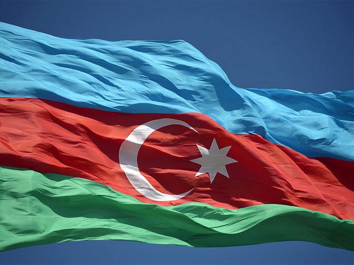 Azərbaycan Respublikası Dövlət Bayrağının təsviri təsdiq edilib