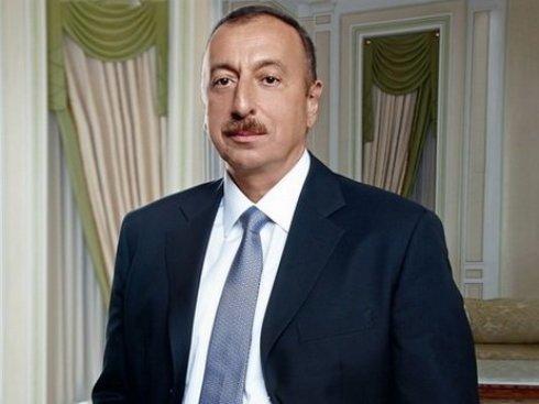 Президент Ильхам Алиев разместил публикацию в связи с днем памяти Гейдара Алиева
