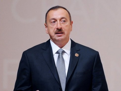 Ильхам Алиев: В нашей стране ведется работа по приведению инфраструктуры ИКТ в соответствие с современными стандартами