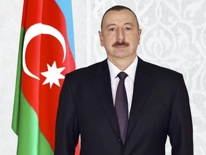 Президент Азербайджана поздравил короля Иордании