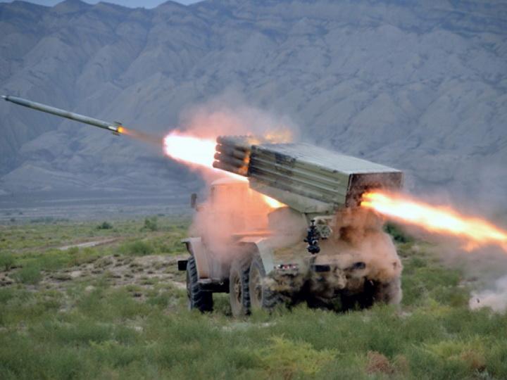 ВС Армении обстреливают Геранбойский, Тертерский и Бардинский районы