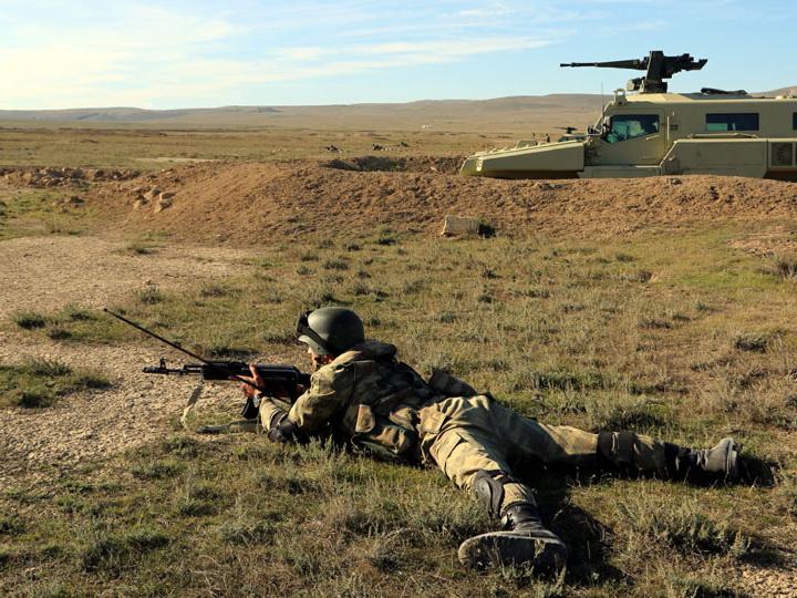 Подразделения вооруженных сил Армении 25 раз нарушили режим прекращения огня